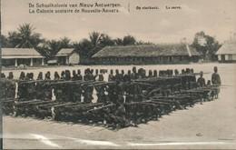 Congo Belge La Colonie Scolaire De La Nouvelle Anvers La Carre - Congo Belge - Autres