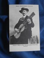 Franz Flaig  Guitariste, Instrumentaliste Allemand - R224 - Musique Et Musiciens