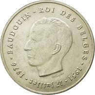 Monnaie, Belgique, 250 Francs, 250 Frank, 1976, TTB+, Argent, KM:157.1 - 10. 250 Franchi