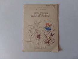 Mon Premier Cahier D'écriture éditions M.D.I , 1964, 28 Pages - Books, Magazines, Comics