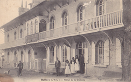 METTRAY  HOTEL DE LA COLONIE - Mettray