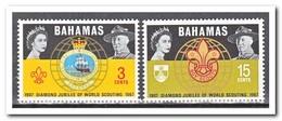 Bahama's 1967, Postfris MNH, 50 Years Scouting - Bahama's (1973-...)