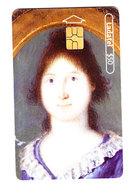 Mexico Phonecard LADATEL TELMEX Portrait Of A Lady  Ca.1825 No Credit Used - Mexico