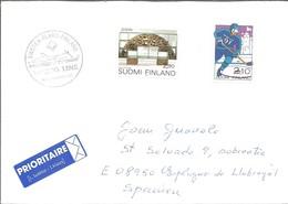 FDC 1993 - Finlandia