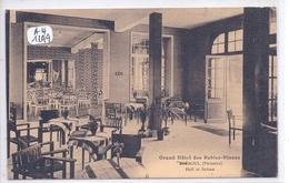 TREBOUL- HALL ET SALONS DU GRAND HOTEL DES SABLES-BLANCS - Tréboul