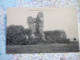 Le Mesnil-Regnard Vieille Tour Du XVI-e Siècle - Le Mesnil Saint Denis