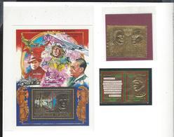 TIMBRES Afrique De Gaulle  ( Côte D'Ivoire - Guinée - Congo ) - Stamps