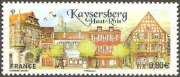 France 2018  Neuf ** N° 5243   Kayserberg   (  Haut - Rhin )     à  0,80 € - Unused Stamps