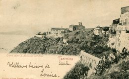 ITALIE TAORMINA - Grand Hôtel S. Domenico Coll' Etna - Messina