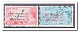Bermuda 1956, Postfris MNH, Ocean Race - Bermudes