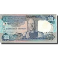 Billet, Angola, 500 Escudos, 1972, 1972-11-24, KM:102, SUP - Angola