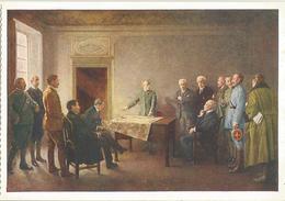 VENTENNALE DEL CONVEGNO DI IPESCHIERA 8/11/17.8/11/37 A SUA MAESTA' VITTORIO EMANUELE II  (215) - Eventi