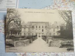Le Château - Le Mesnil Saint Denis