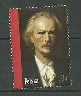 POLAND MNH ** 4222 IGNACY JAN PADEREWSKI Pianiste Compositeur Piano Musique Musicien - 1944-.... République