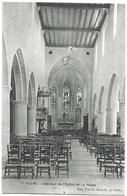 La Hulpe NA23: Intérieur De L'Eglise 1909 - La Hulpe