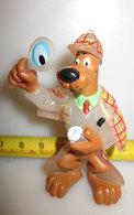 SCOOBY-DOO SHERLOCK ACTION FIGURE - Figurines