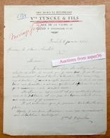 The Moka Ex Hulstkamp, Vve Tyncke & Fils, Rue De La Vache (Koestraat) Gent 1931 - Belgium