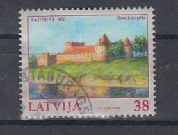 Latvia 2009  Mi 764 Used Bauska - Latvia