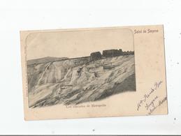 SALUT DE SMYRNE (IZMIR TURQUIE) LES CASCADES DE HIERAPOLIS 1902 - Turkije