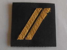 Grade Velcro Sur Fond Bleu Grade Sergent Armée De L'air - Uniforms