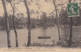 LEOGNAN - GIRONDE -  (33) -  PEU COURANTE CPA DE 1914. - France