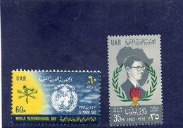 EGYPTE 1962 ** - Egypt