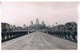 CAMBODGE  CARTE PHOTO  TBE  T67 - Cambodia