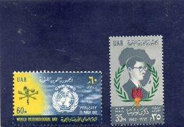 AEGYPTEN 1962 ** - Egypt