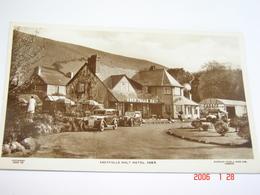 C.P.A.- Royaume Uni - Pays De Galles - Aberystwyth - Aber Falls Halt Hôtel - 1940 - SUP (AN 62) - Pays De Galles