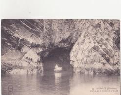 CPA - 25. MORGAT - Entrée De La Grotte De L'autel - Morgat