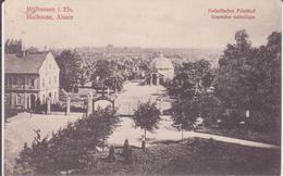 CPA -  MULHOUSE Cimetière Catholique - Mulhouse