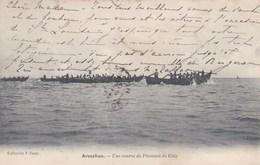 ARCACHON - GIRONDE -  (33) -  CPA PRÉCURSEUR ANIMÉE DE 1903. - Arcachon