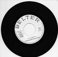 """The Kuhn Brothers & The Mad Rockers 45t. SP ESPAGNE PROMO """"flight To Jerusalem"""" - Vinyl Records"""