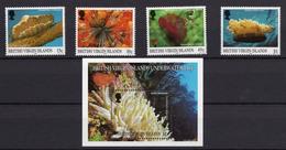 1998 - BRITISH VIRGIN ISLANDS -  Mi. Nr. 932-936 - NH - (UP121.10) - British Virgin Islands