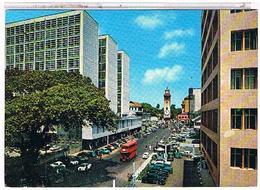 SRI LANKA  QUEENS STREET COLOMBO - Sri Lanka (Ceylon)
