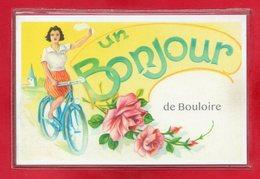 72-CPA BOULOIRE - Bouloire