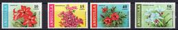 1969 - ANGUILLA -  Mi. Nr. 70/73 - NH - (UP121.10) - Anguilla (1968-...)