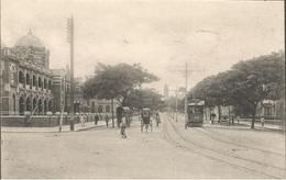 SRI LANKA Tram On Prince Street, PC, Uncirculated - Sri Lanka (Ceylon)