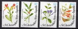 1979 - ST.CHRISTOFER-NEVIS-ANGUILLA -  Mi. Nr. 375-378 - NH - (UP121.10) - St.Kitts E Nevis ( 1983-...)