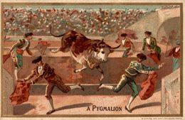 CHROMO A PYGMALION MAISON GEORGES URION TOROMACHIE - Other