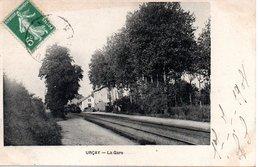 URCAY - La Gare - France