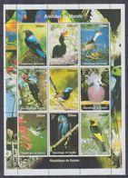 H23. Guinea - MNH - Animals - Birds - Birds