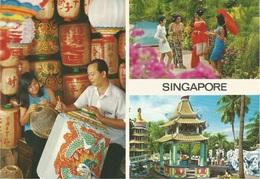 SINGAPORE, PC, Uncirculated - Singapur