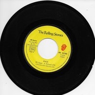 """The Rolling Stones 45t. SP """"angie"""" - Vinyl Records"""