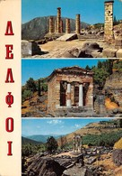 "0172 "" GRECIA - ACROPOLI ""  - CART. ORIG.  SPED. - Grecia"