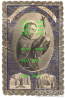Santino Antico Fustellato SAN FRANCESCO SAVERIO (Bouasse-Lebel 468) Siderografia - P68 - Religione & Esoterismo