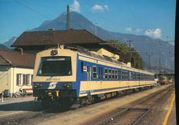 OBB, Electric Multiple Unit 4020 103-0 - Eisenbahnen