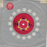 """The Everly Brothers 45t. SP """"lucille"""" - Vinyl Records"""
