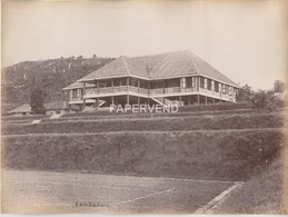 BRITISH NORTH BORNEO Sandakan Government Offices 2 Photos  Phot46 - Photographs