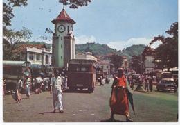 SRI LANKA  STREET SCENE KANDY 1979 - Sri Lanka (Ceylon)